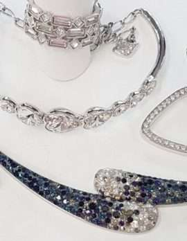Assorted Swarovski Jewellery