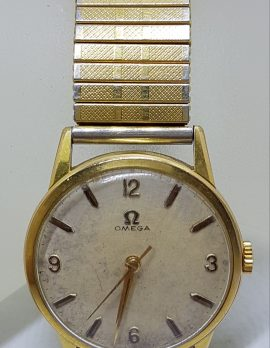 Plated Omega Gents Watch - Vintage