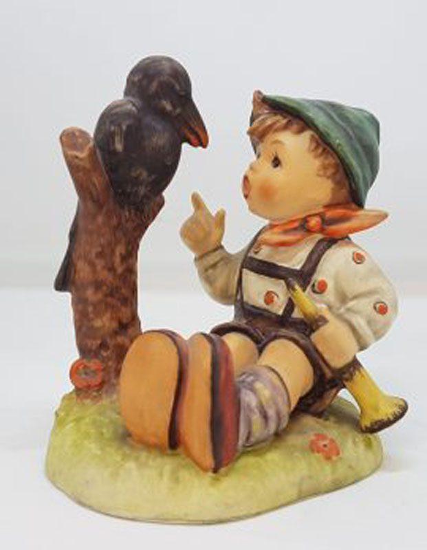Vintage German Hummel Figurine - Sing a Long