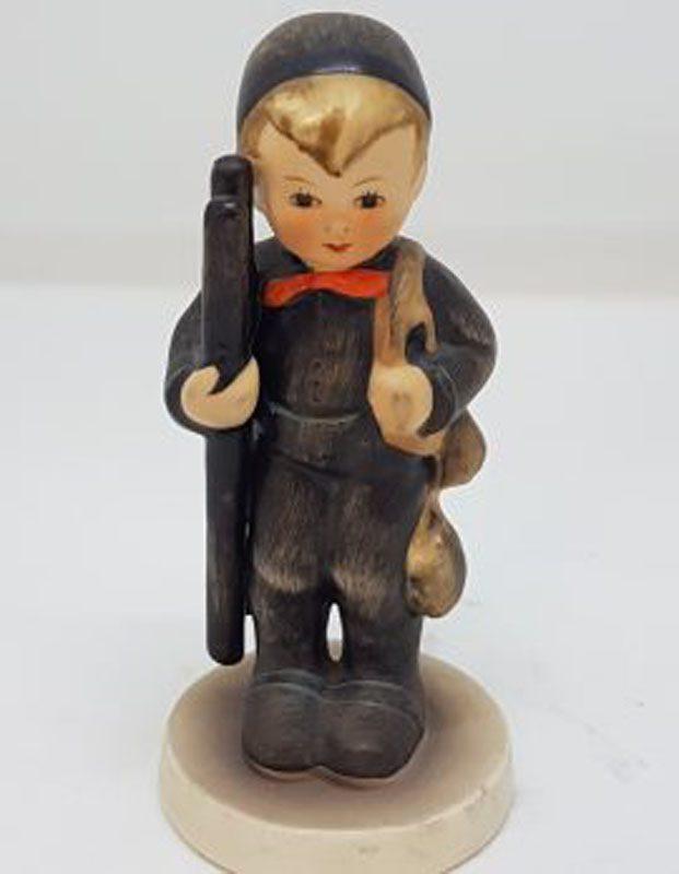 Vintage German Hummel Figurine - Chimney Sweep