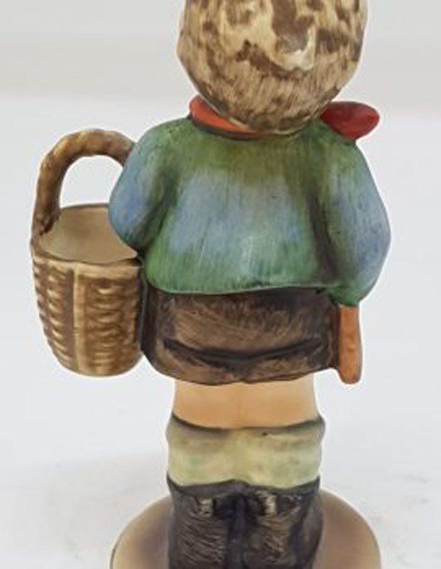 Vintage German Hummel Figurine - Village Boy