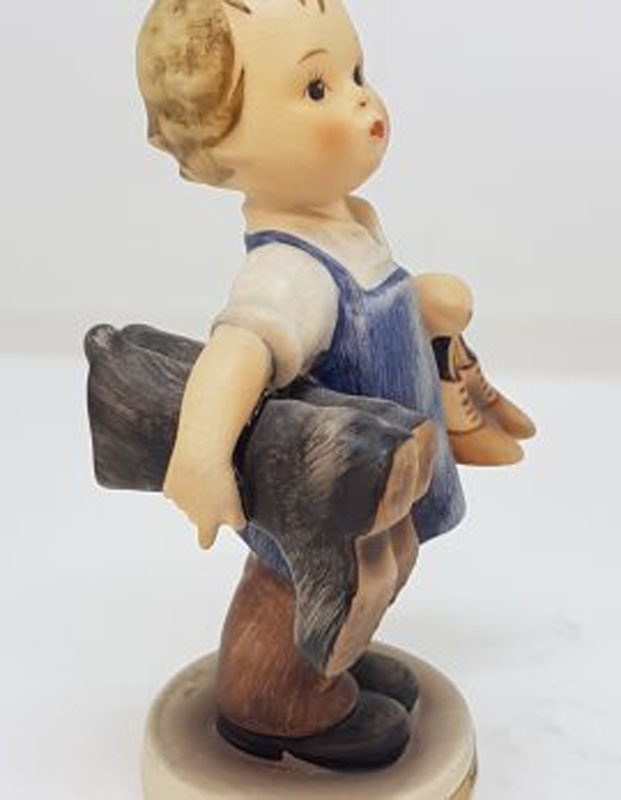 Vintage German Hummel Figurine - Boots