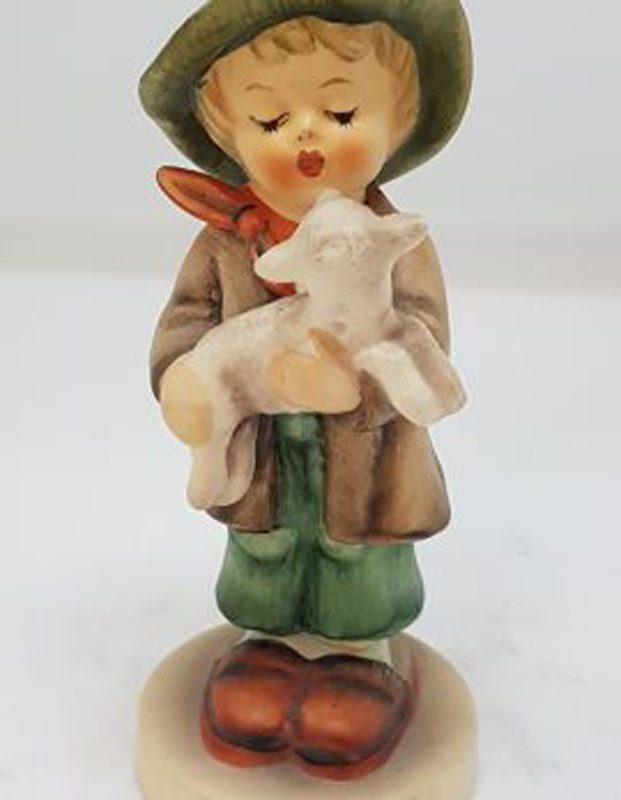 Vintage German Hummel Figurine - Lost Sheep