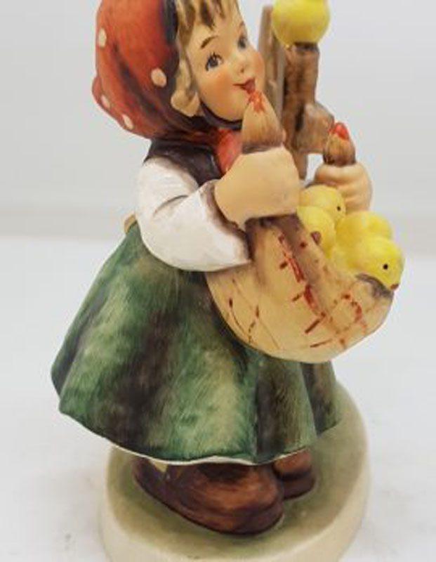 Vintage German Hummel Figurine - Chicken Licken