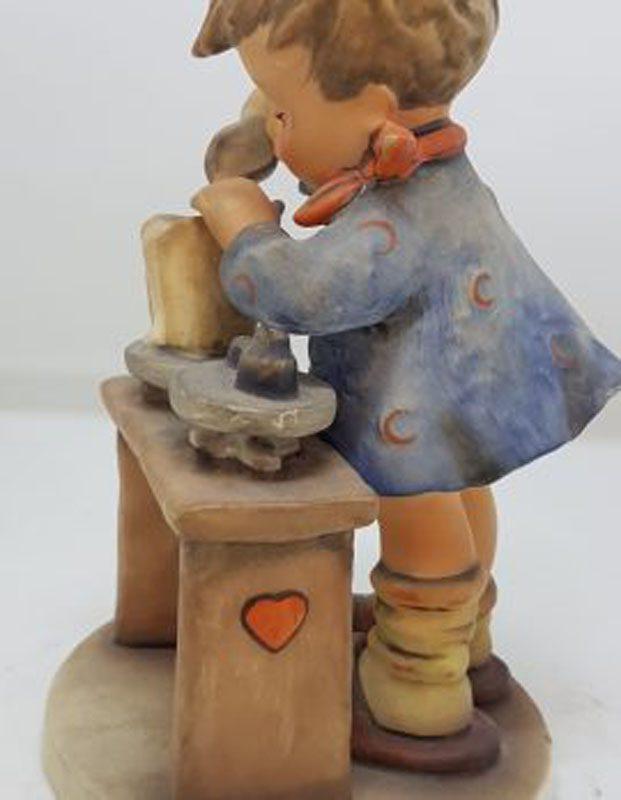 Vintage German Hummel Figurine - A Fair Measure